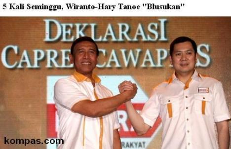 Wiranto Hary Tanoe