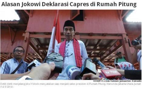 Jokowi Capres